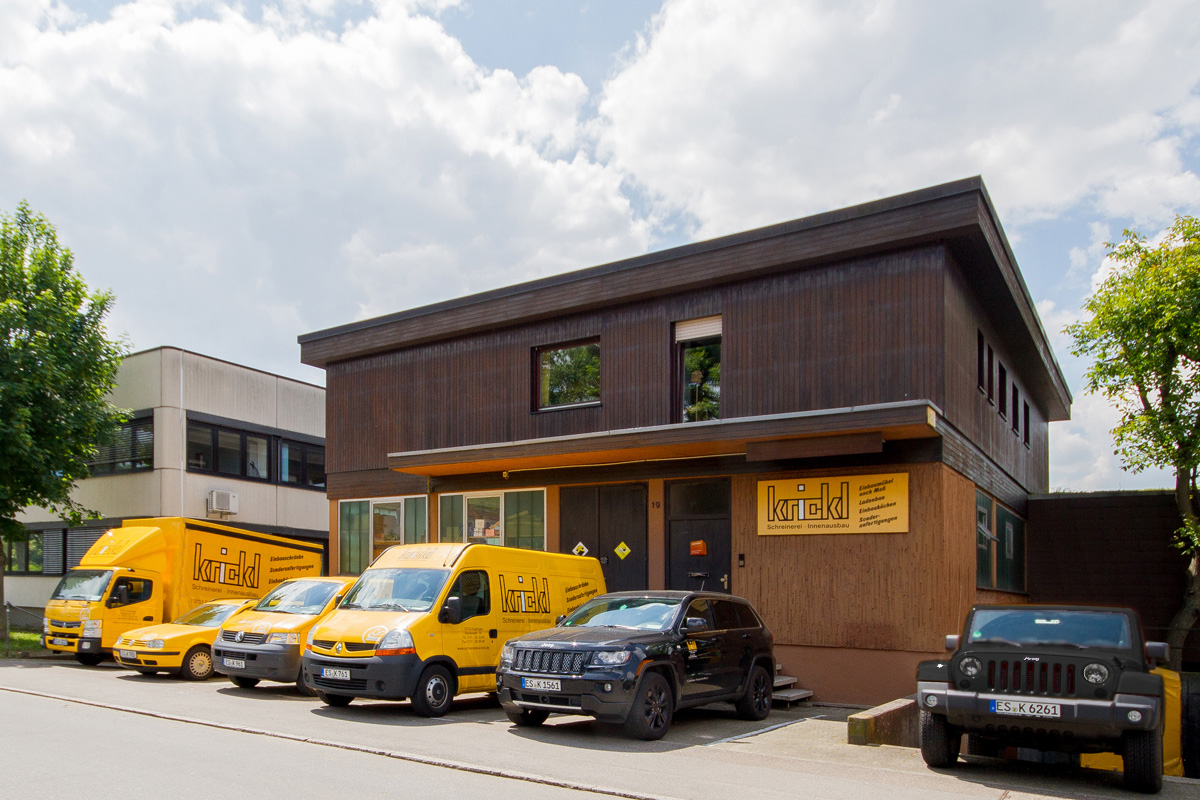 Schreinerei Esslingen schreinerei krickl aus esslingen mit 50 über jahren erfahrung